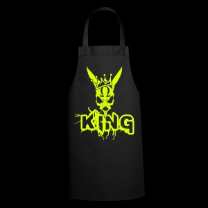 King Rabbit - Grembiule da cucina