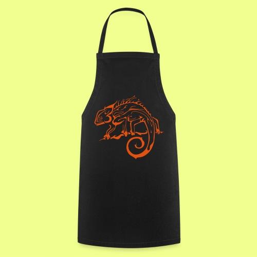 iguana - Delantal de cocina