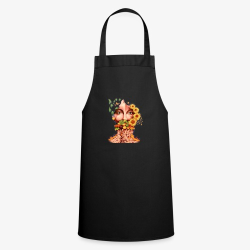 Fruit & Flowers - Cooking Apron
