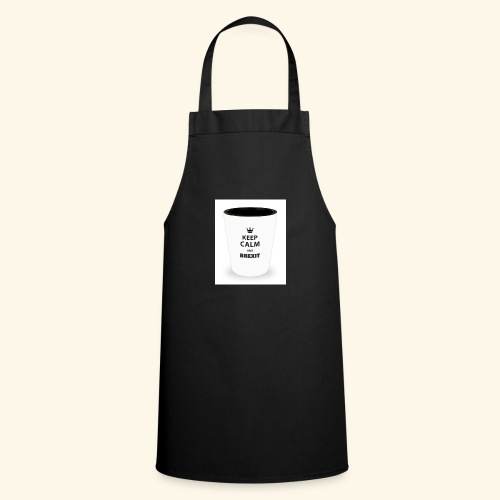Shot Glass with inscriptions Keep Calm & Brexit - Cooking Apron