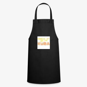 KuBA - JESTEM FANEM I NOSZĘ TO Z DUMĄ - Fartuch kuchenny