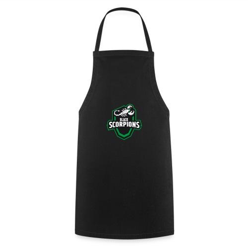 Black Scorpions Logo - Kochschürze