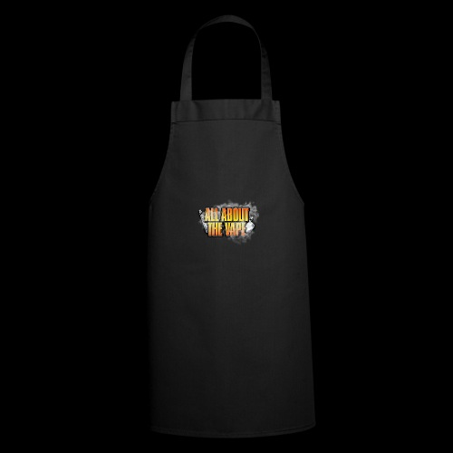 ALL ABOUT THE VAPE - Cooking Apron