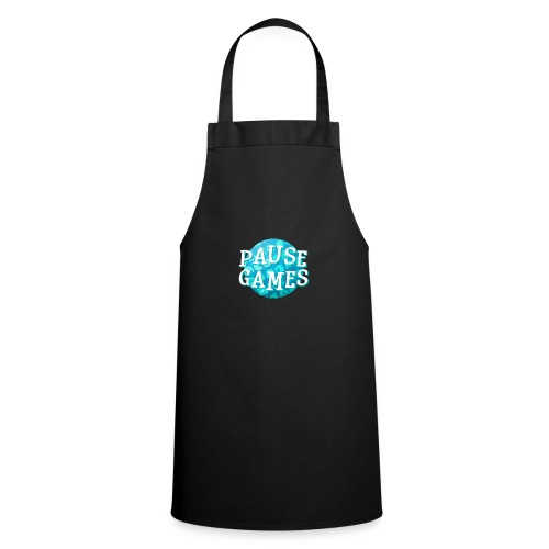 Pause Games New Design Blue - Cooking Apron