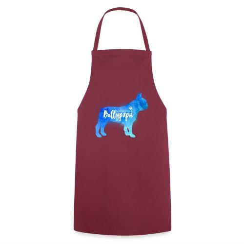 Liebender Bullypapa - Französische Bulldogge - Kochschürze