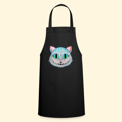 Le Chat de Cheshire - Tablier de cuisine
