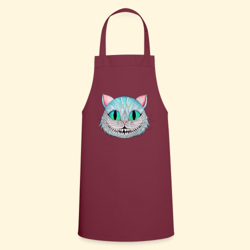 Le Chat de Cheshire - Tablier de cuisine