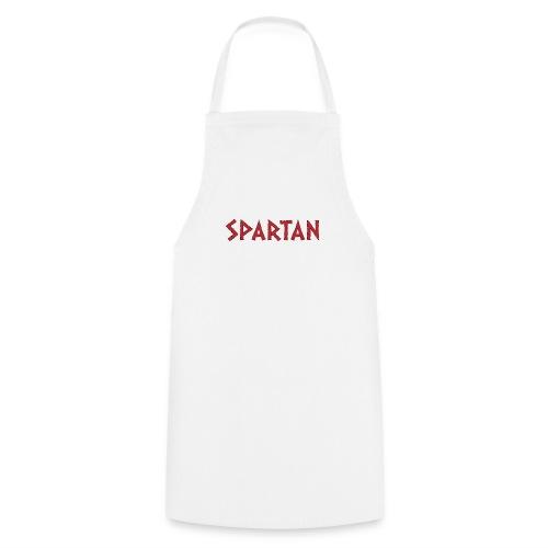 SPARTAN a Way Of Life - Delantal de cocina
