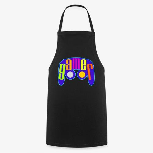 GAMER 02 - Delantal de cocina