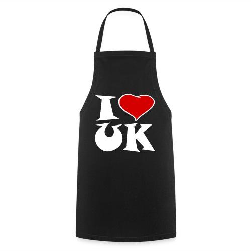 England - Ich Liebe UK - Kochschürze