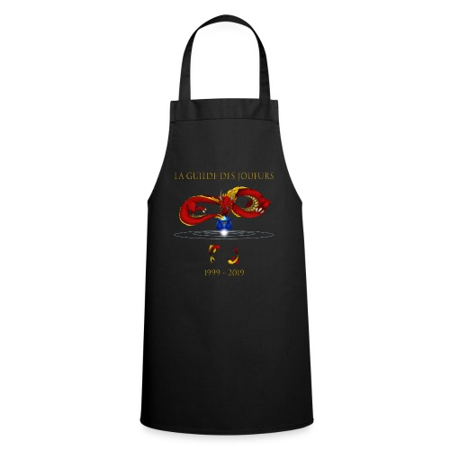 20ans final tshirt - Tablier de cuisine