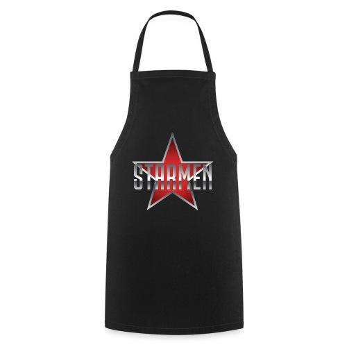 Starmen - Logo - Cooking Apron
