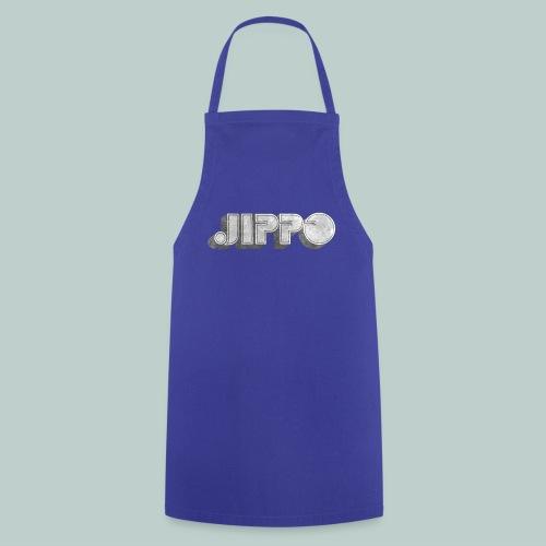 Retro JIPPO logo - Esiliina