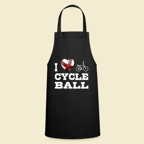 Radball | I Love Cycle Ball - Kochschürze