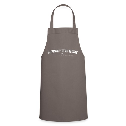 Support Live Music - sleep with a musician - Cooking Apron