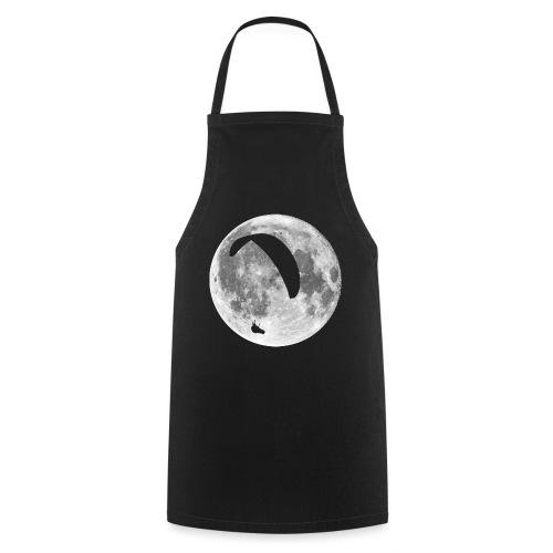 Paragleiter im Mond - Kochschürze