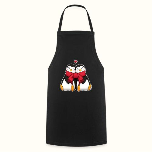 Pinguini innamorati - Grembiule da cucina