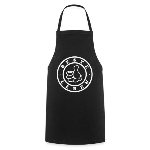 Beste Leben Logo - Kochschürze