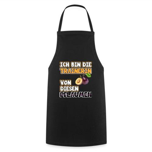 Trainerin - Kochschürze