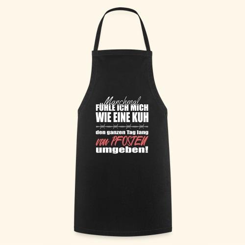 Cooler Spruch Lustig witzig Ich hasse Mänschen - Kochschürze