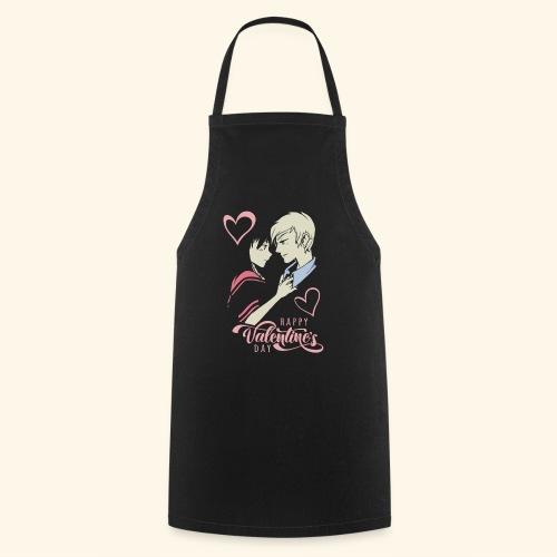 Valentinstag Liebespaar Anime Cartoon Geschenk - Kochschürze