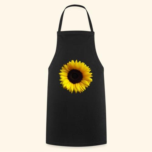 Sonnenblume, Sonnenblumen, Blume, Blüte, floral - Kochschürze