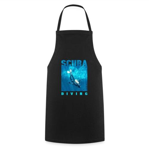 Scuba diving Scuba dive - Delantal de cocina
