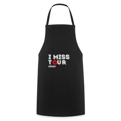I miss tour #2020 t-shirt - Tablier de cuisine