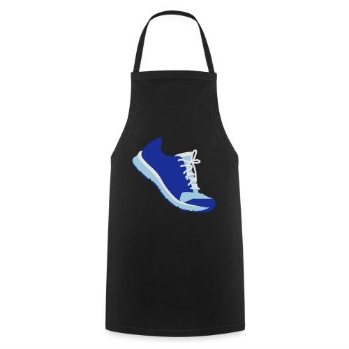 Laufschuh - Kochschürze
