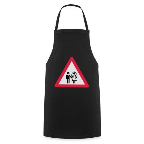 Danger Wedding - Delantal de cocina