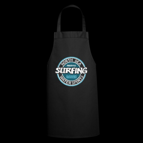 North Sea Surfing (oldstyle) - Cooking Apron