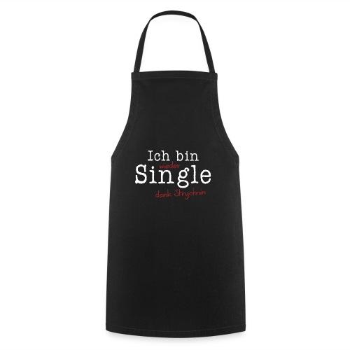 Ich bin Single - Kochschürze