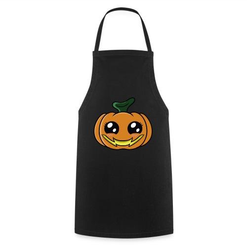 Citrouille d'Halloween Kawaii ! - Tablier de cuisine