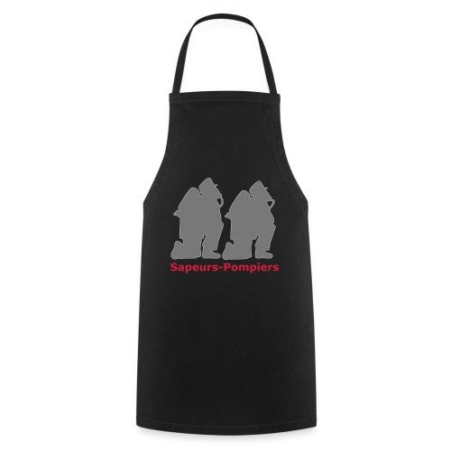 Sapeurs-pompiers - Tablier de cuisine