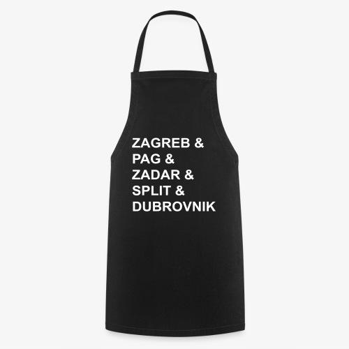 Zagreb & - Cooking Apron