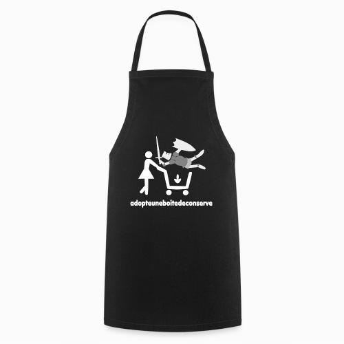Tee Shirt Homme Bicolore adopteuneboitedeconserve - Tablier de cuisine