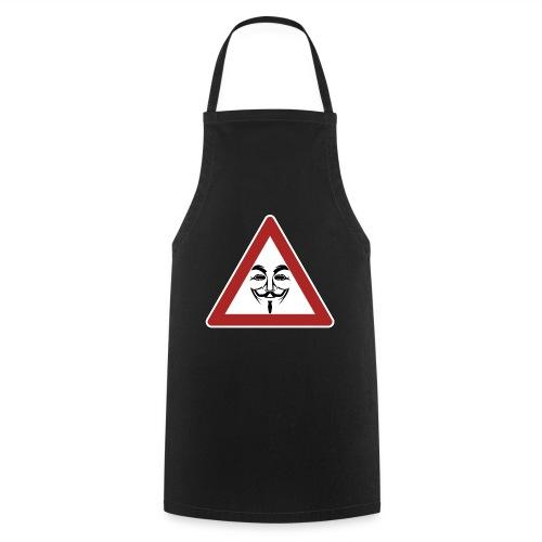 attentionymous - Tablier de cuisine