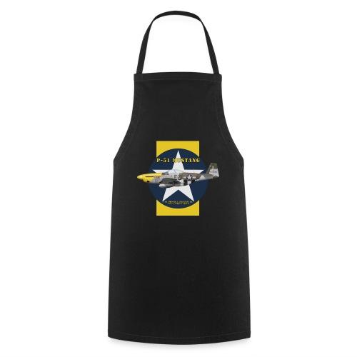 P-51 shirt design - Tablier de cuisine