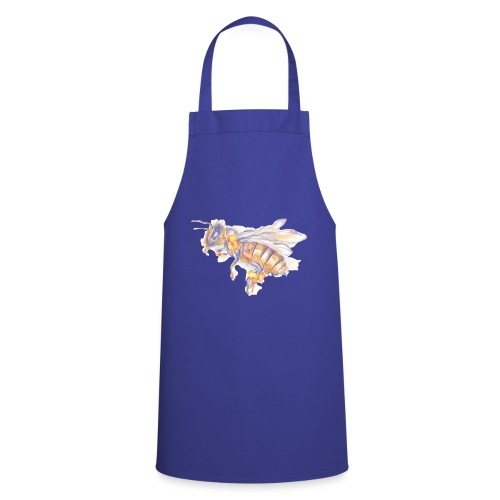 MG002 Bee | Honey | Save the Bees | Books bee - Cooking Apron
