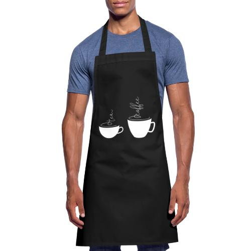 0255 coffee or tea   Best friends - Cooking Apron
