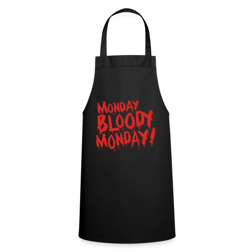 Monday Bloody Monday! - Keukenschort