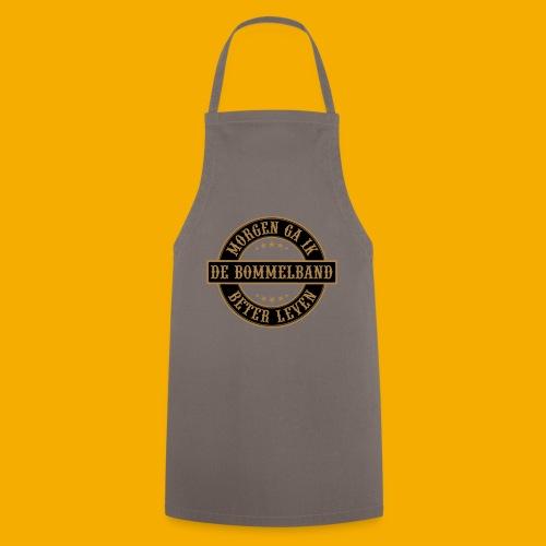bb logo rond shirt - Keukenschort