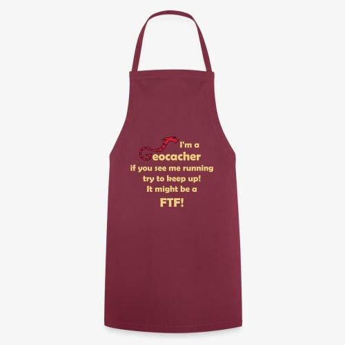 FTF-Jäger - Kochschürze