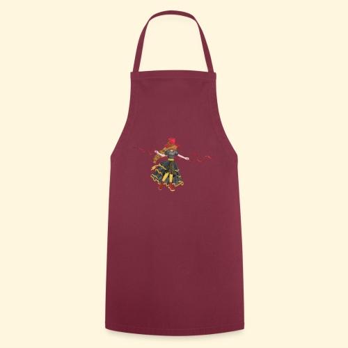 Ladybird - La célèbre uchronaute - Tablier de cuisine