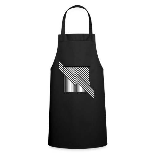 Lines in the dark - Cooking Apron