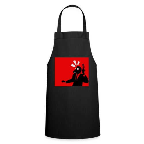 Gasmask - Cooking Apron