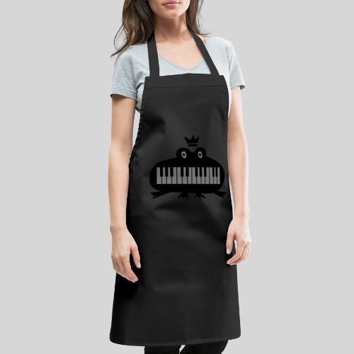 Pianofrosch - Kochschürze