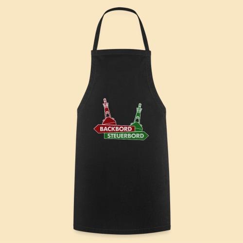 Backbord Steuerbord - Kochschürze