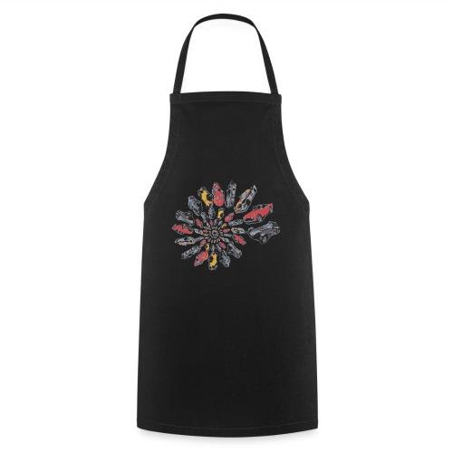 Car Swirl - Cooking Apron