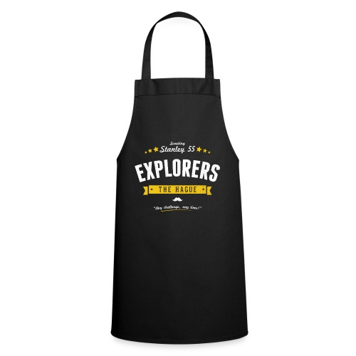 Explorershirt - Keukenschort